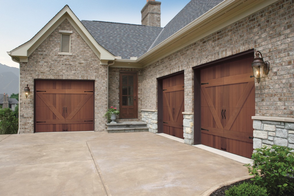 Is A Carriage House Garage Door Right